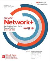 CompTIA Network  Certification Study Guide  Seventh Edition  Exam N10 007  PDF
