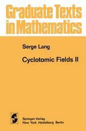 Cyclotomic Fields II