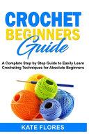 Crochet Beginners Guide