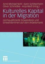 Kulturelles Kapital in der Migration PDF