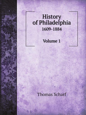 History of Philadelphia PDF