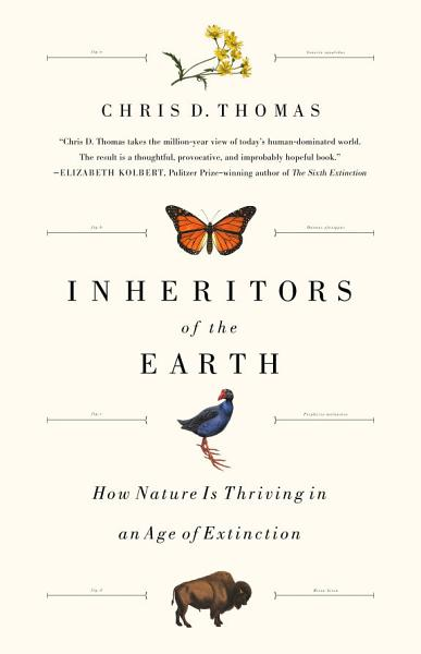 Download Inheritors of the Earth Book
