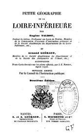 Petite géographie de la Loire Inférieur