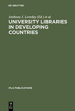 University Libraries in Developing Countries PDF