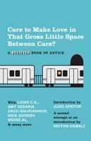 Care To Make Love In That Gross Little Space Between Cars  PDF