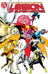 Legion of Super-Heroes (1984-) #41