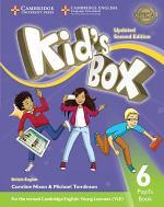Kid's Box Level 6 Pupil's Book British English