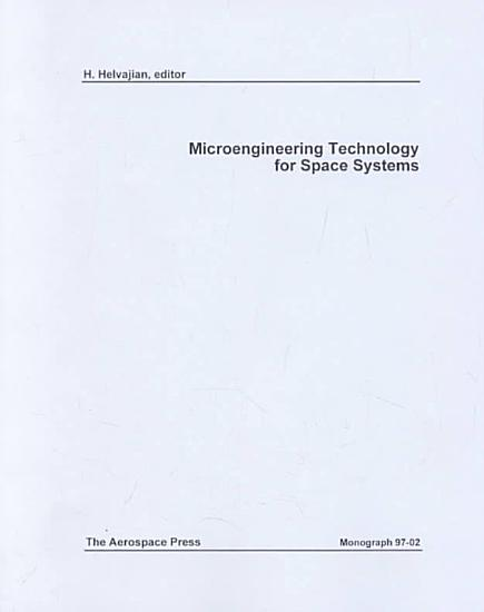 Microengineering Technology for Space Systems PDF