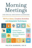 Morning Meetings for Special Education Classrooms PDF