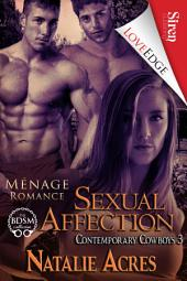 Sexual Affection [Contemporary Cowboys 3]