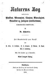 Naturens bog: omfattende physikens, astronomiens, chemiens, mineralogiens, botanikens og zoologiens hovedlærdomme