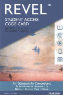 Revel for Literature for Composition -- Access Card