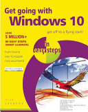 Get Going with Windows 10 in Easy Steps