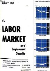 The Labor Market and Employment Security PDF