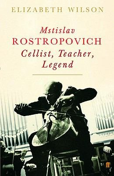 Mstislav Rostropovich Cellist Teacher Legend