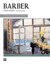 Love Song: Intermediate Piano Solo