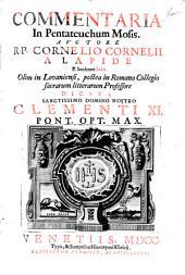 Commentarius in Pentateuchum Mosis