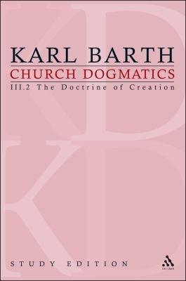 Church Dogmatics Study Edition 15