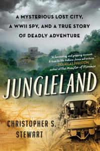 Jungleland Book