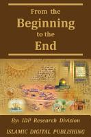 From the Beginning to the End PDF