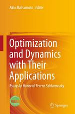 Optimization and Dynamics with Their Applications