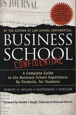 Business School Confidential PDF