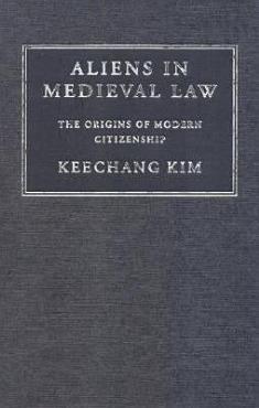 Aliens in Medieval Law PDF