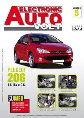 Manuale di elettronica Peugeot 206: 1.6 16V e C.C. - EAV5