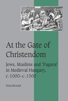 At the Gate of Christendom PDF