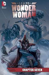 The Legend of Wonder Woman (2015-) #7