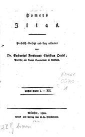 Ilias: Volume 1
