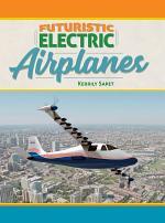 Futuristic Electric Airplanes