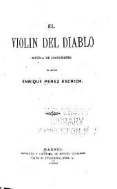 El violin del diablo: novela de costumbres