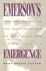 Emerson s Emergence PDF