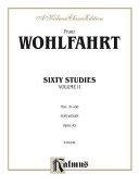 Sixty Studies, Op. 45, Volume II (Nos. 31-60)
