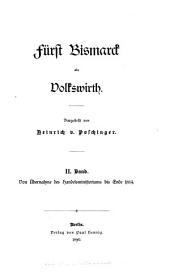 Dokumente zur geschichte der wirthschafts-politik in Preussen undn im Deutschen Reich: Band 3