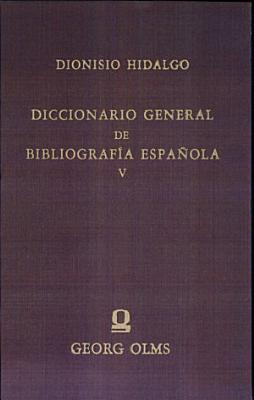 Diccionario general de bibliografia espa  ola PDF