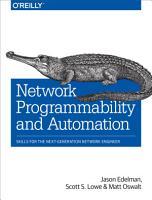 Network Programmability and Automation PDF