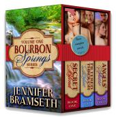 Bourbon Springs Box Set: Volume I, Books 1-3: Secret Blend, Filtered Through Blue, Angels' Share plus Secret Sauce (A Bourbon Springs Short Story #1)