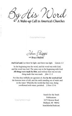By His Word PDF
