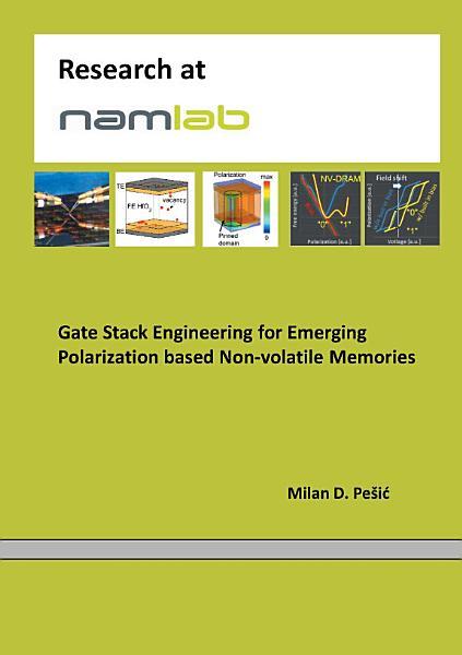 Gate Stack Engineering For Emerging Polarization Based Non Volatile Memories