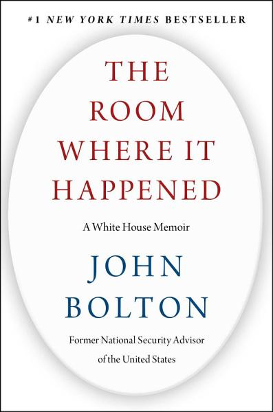 Download The Room Where It Happened Book