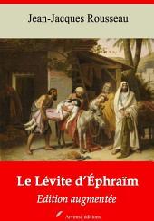 Le Lévite d'Ephraïm: Nouvelle édition augmentée