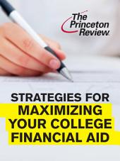 Strategies for Maximizing Your College Financial Aid