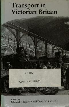 Transport in Victorian Britain PDF