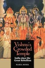 Vishnu's Crowded Temple