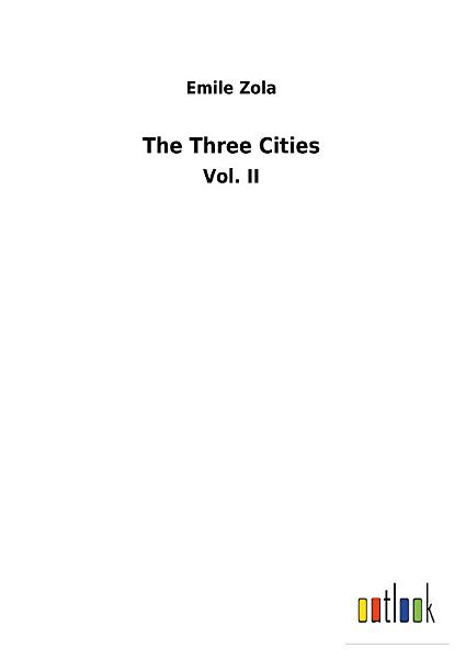 Download The Three Cities Book