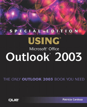 Using Microsoft Office Outlook 2003