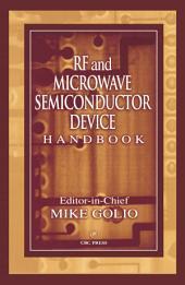 RF and Microwave Semiconductor Device Handbook