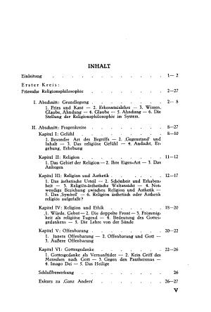 Die Religionsphilosophie bei Rudolf Otto PDF